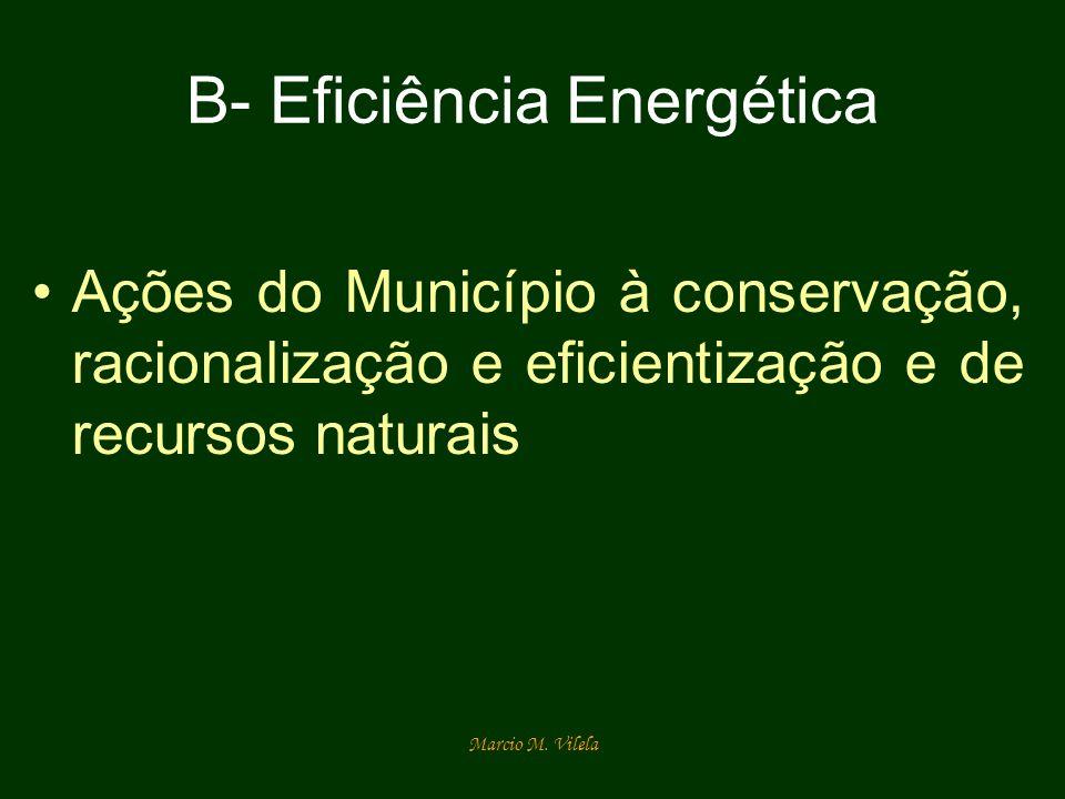B- Eficiência Energética