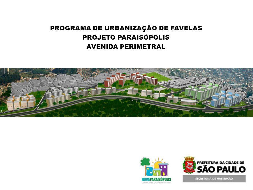 PROGRAMA DE URBANIZAÇÃO DE FAVELAS