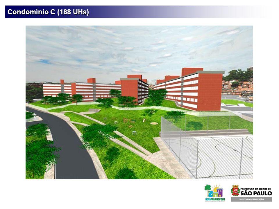 Condomínio C (188 UHs)
