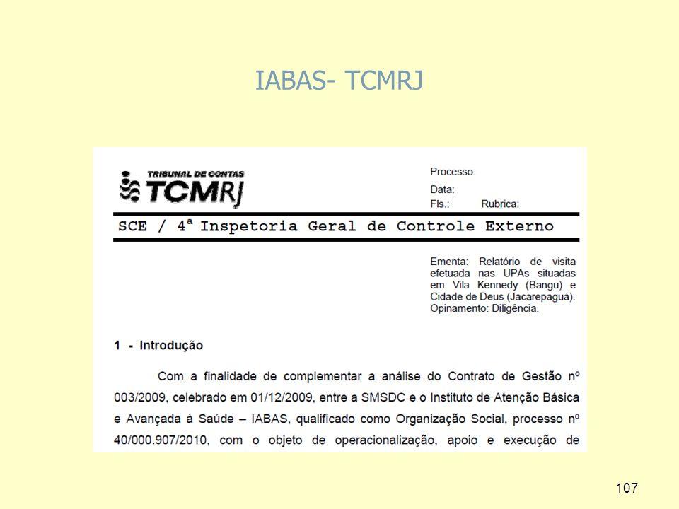 IABAS- TCMRJ