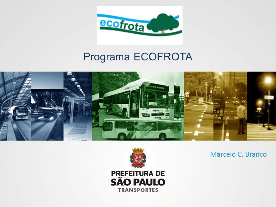 Programa ECOFROTA Marcelo C. Branco