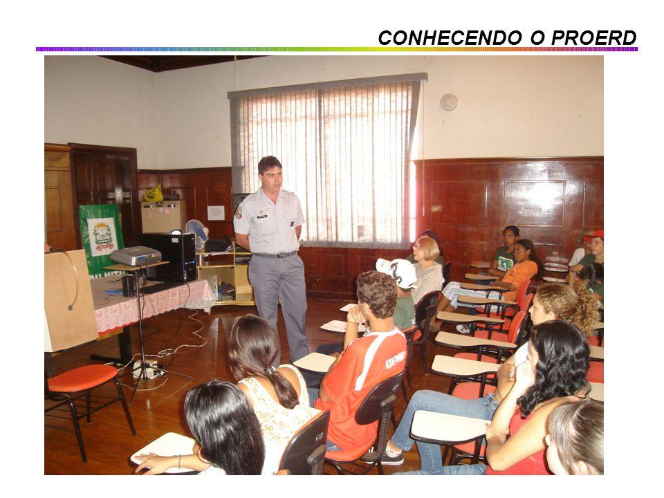CONHECENDO O PROERD