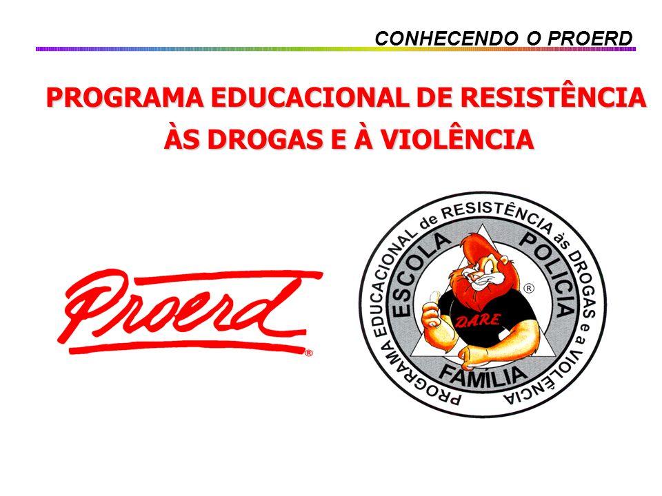 PROGRAMA EDUCACIONAL DE RESISTÊNCIA