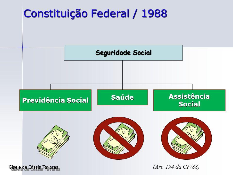 Constituição Federal / 1988
