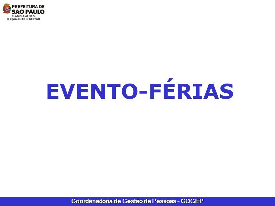 EVENTO-FÉRIAS