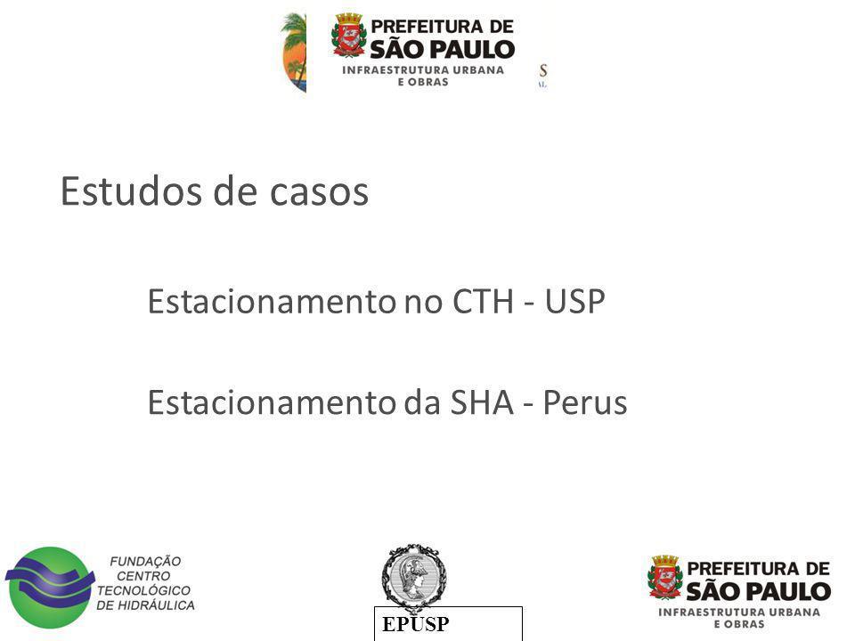 Estudos de casos Estacionamento no CTH - USP