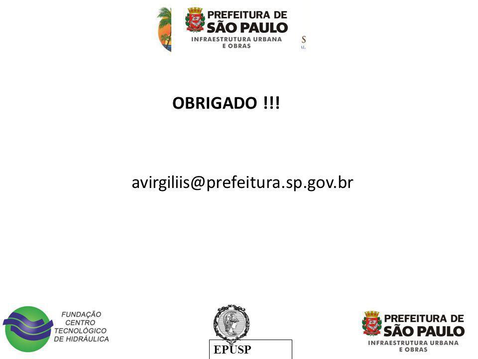 OBRIGADO !!! avirgiliis@prefeitura.sp.gov.br