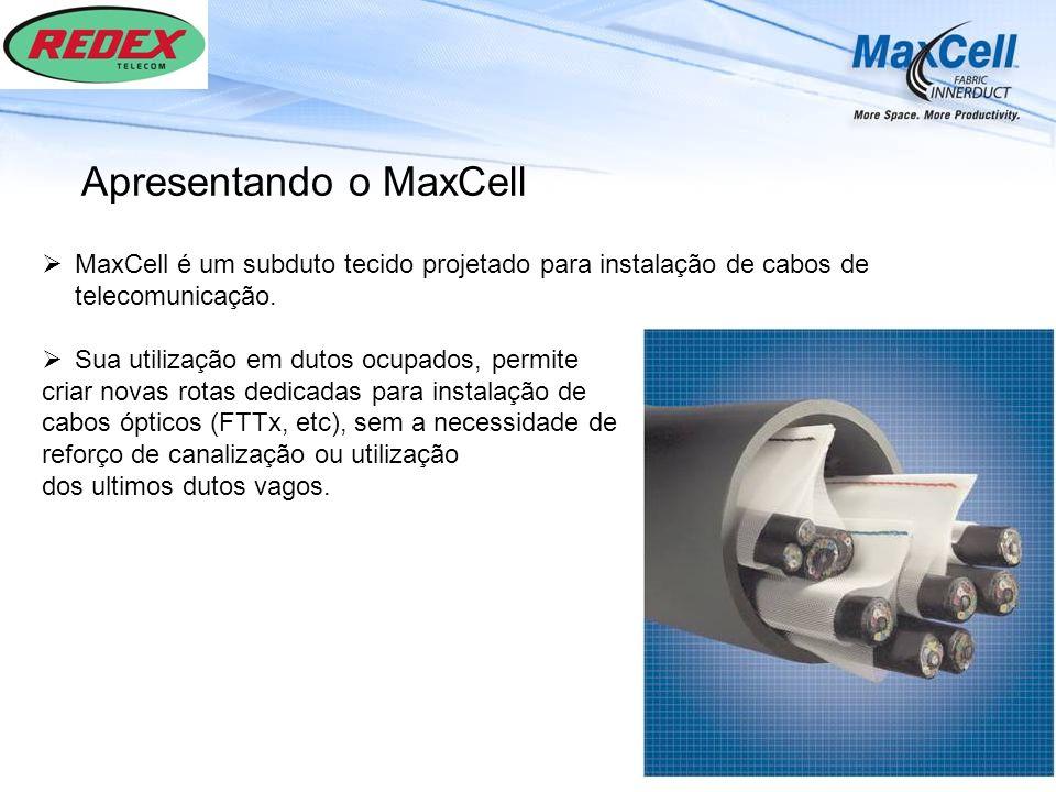Apresentando o MaxCell