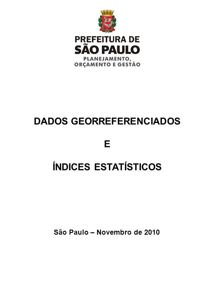 DADOS GEORREFERENCIADOS