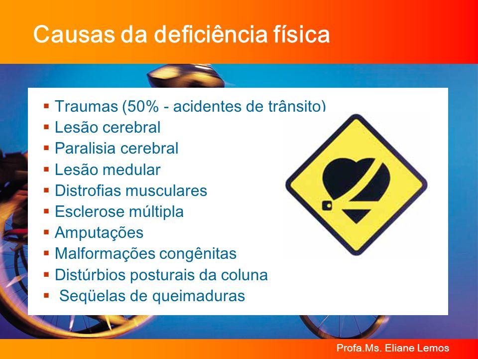 Causas da deficiência física