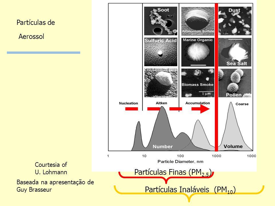 Partículas Inaláveis (PM10)