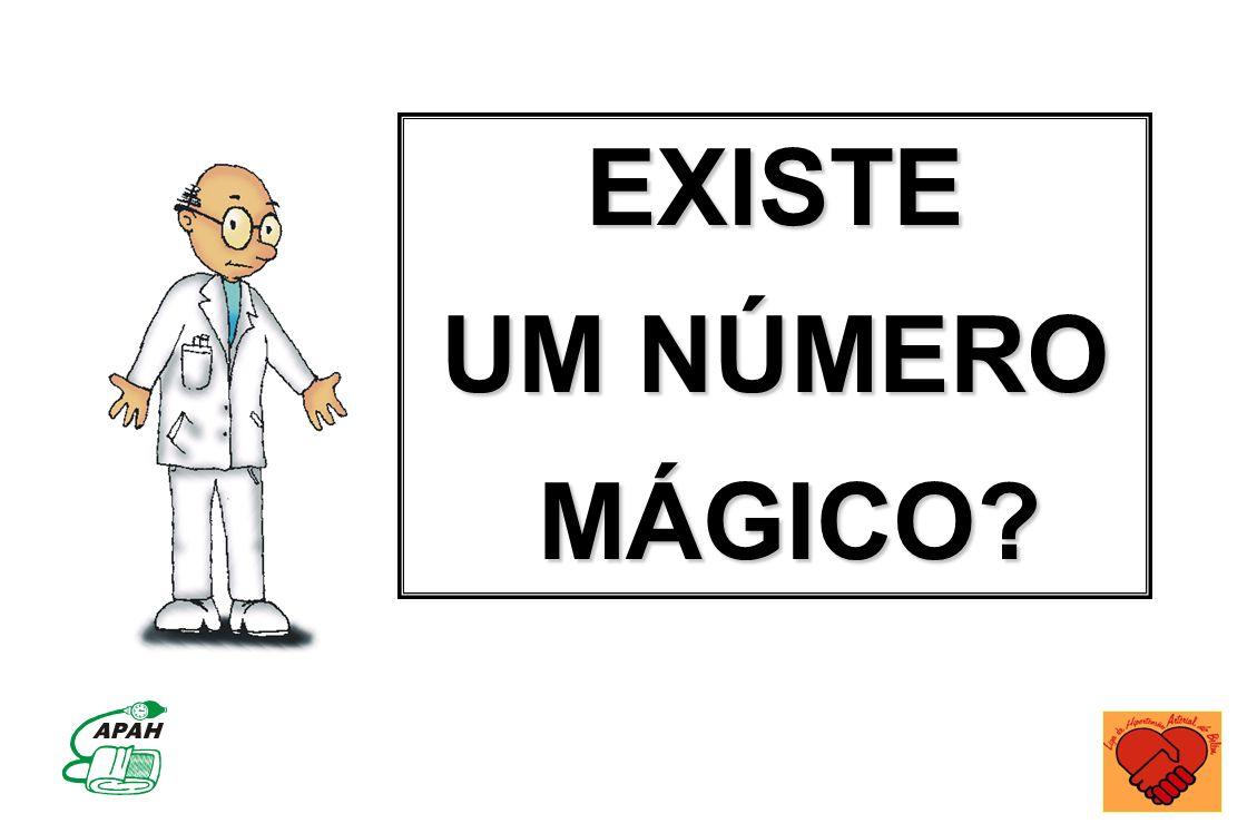 EXISTE UM NÚMERO MÁGICO