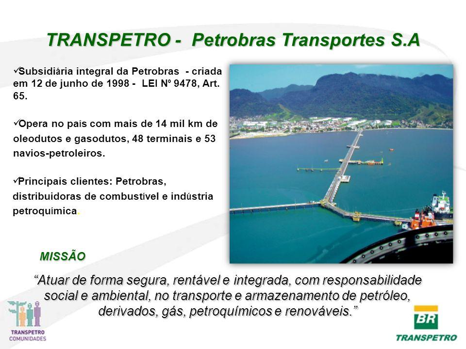 TRANSPETRO - Petrobras Transportes S.A