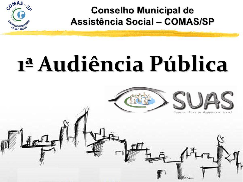 Assistência Social – COMAS/SP