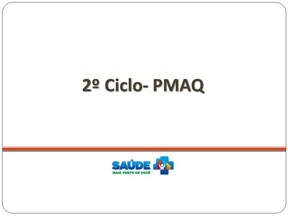 2º Ciclo- PMAQ