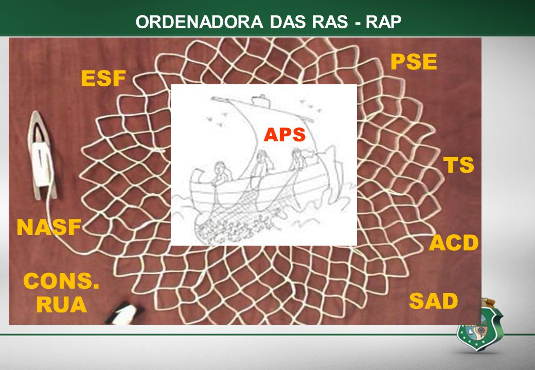 ORDENADORA DAS RAS - RAP