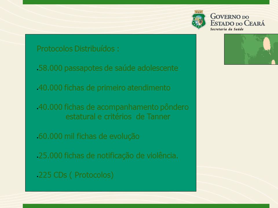 Protocolos Distribuídos :
