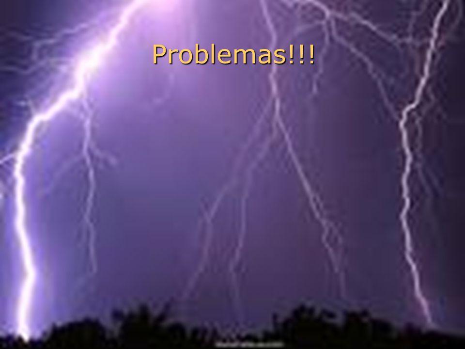 Problemas!!!