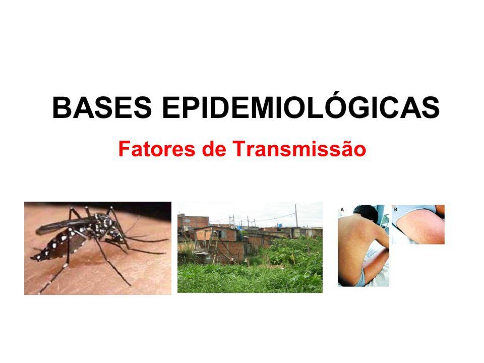 BASES EPIDEMIOLÓGICAS
