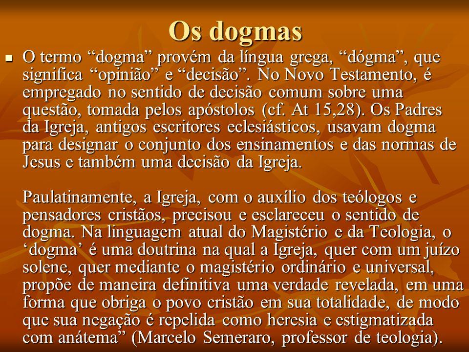 Os dogmas