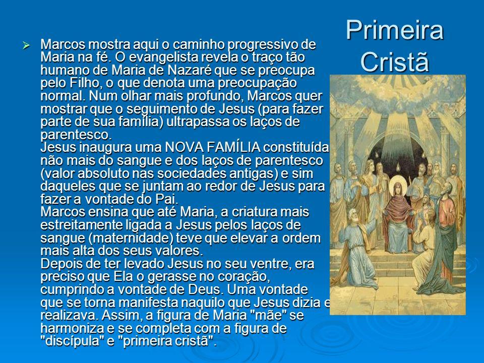 Primeira Cristã