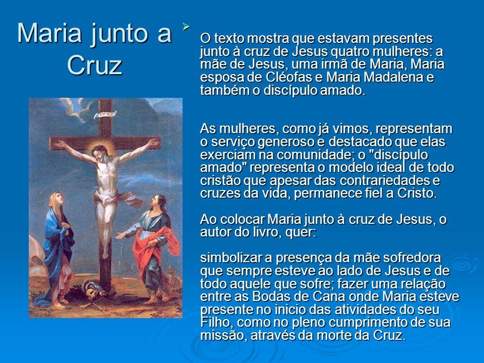 Maria junto a Cruz