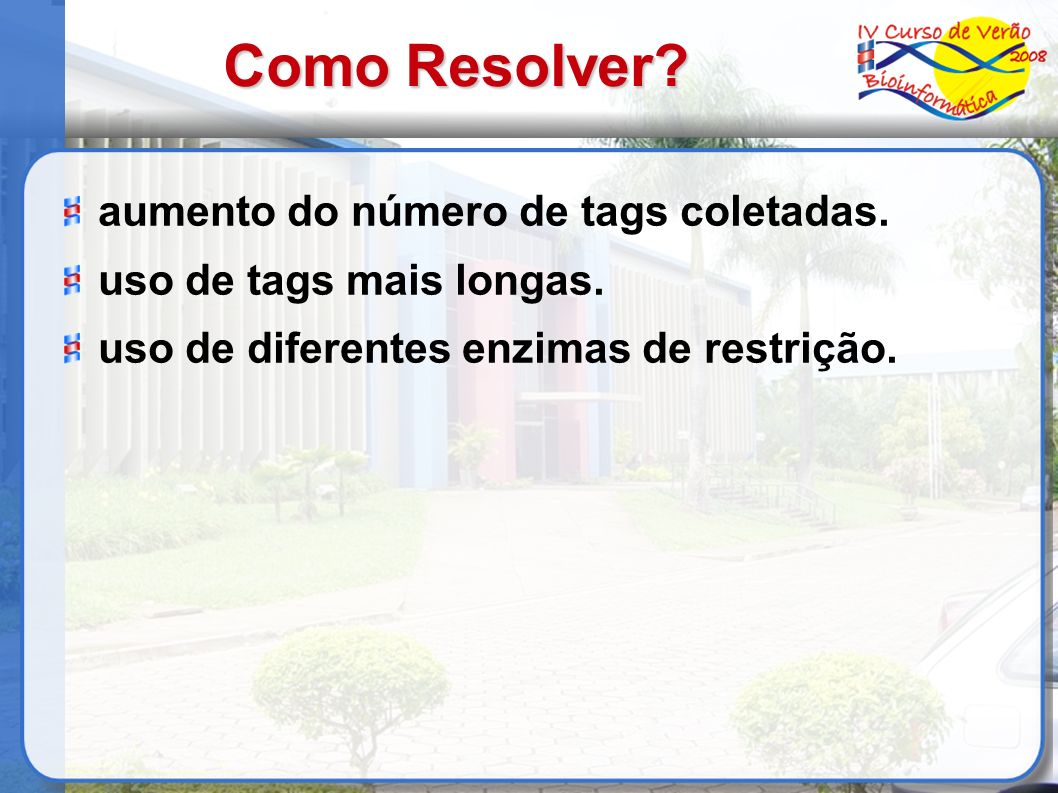 Como Resolver aumento do número de tags coletadas.
