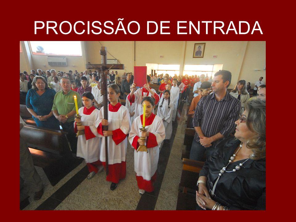 PROCISSÃO DE ENTRADA