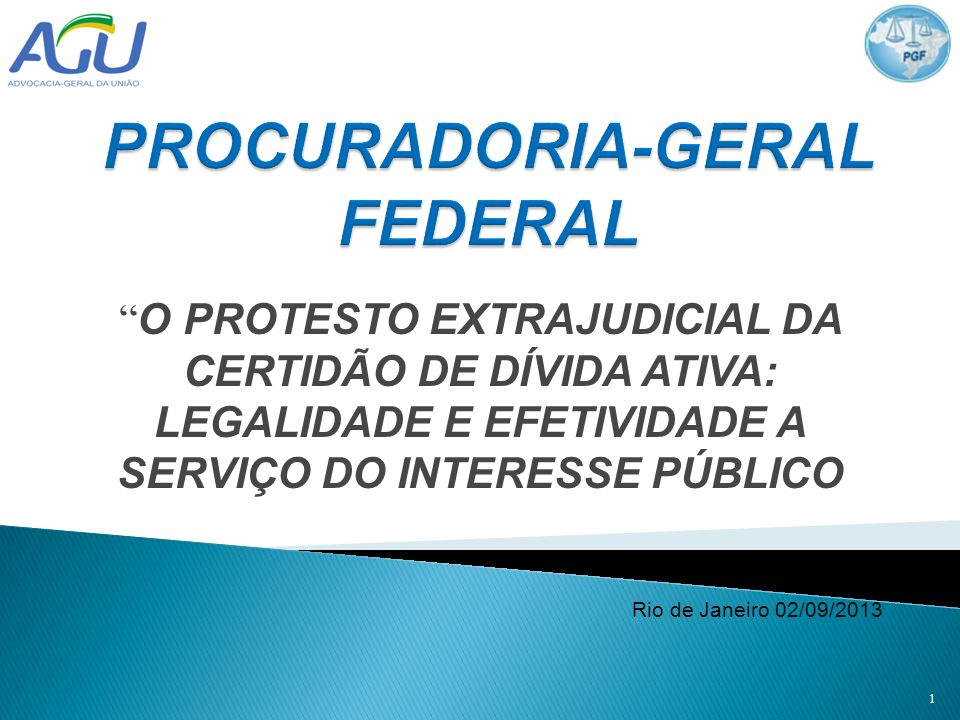 PROCURADORIA-GERAL FEDERAL