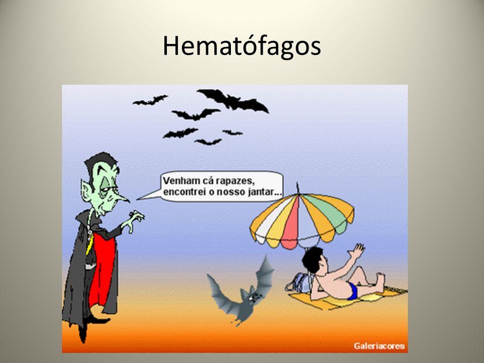 Hematófagos