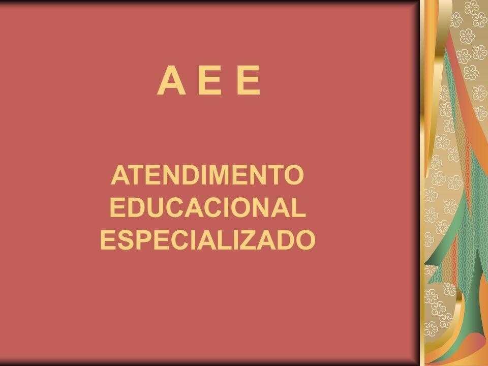 EDUCACIONAL ESPECIALIZADO