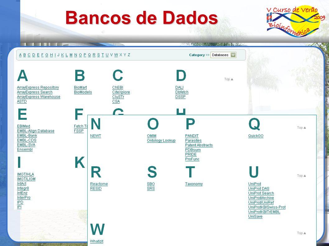 Bancos de Dados 20