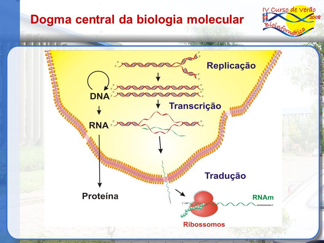 Dogma central da biologia molecular