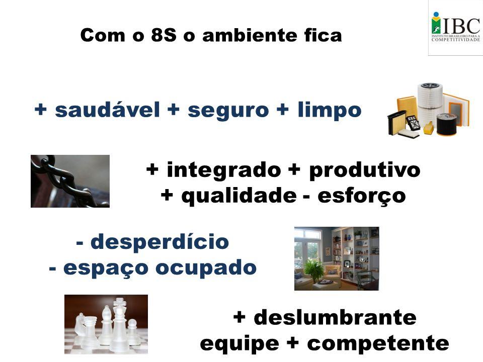 + saudável + seguro + limpo