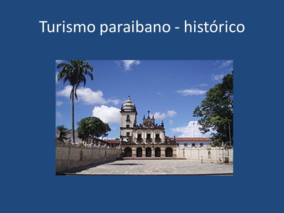 Turismo paraibano - histórico