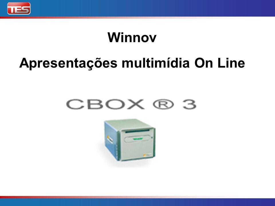 Apresentações multimídia On Line