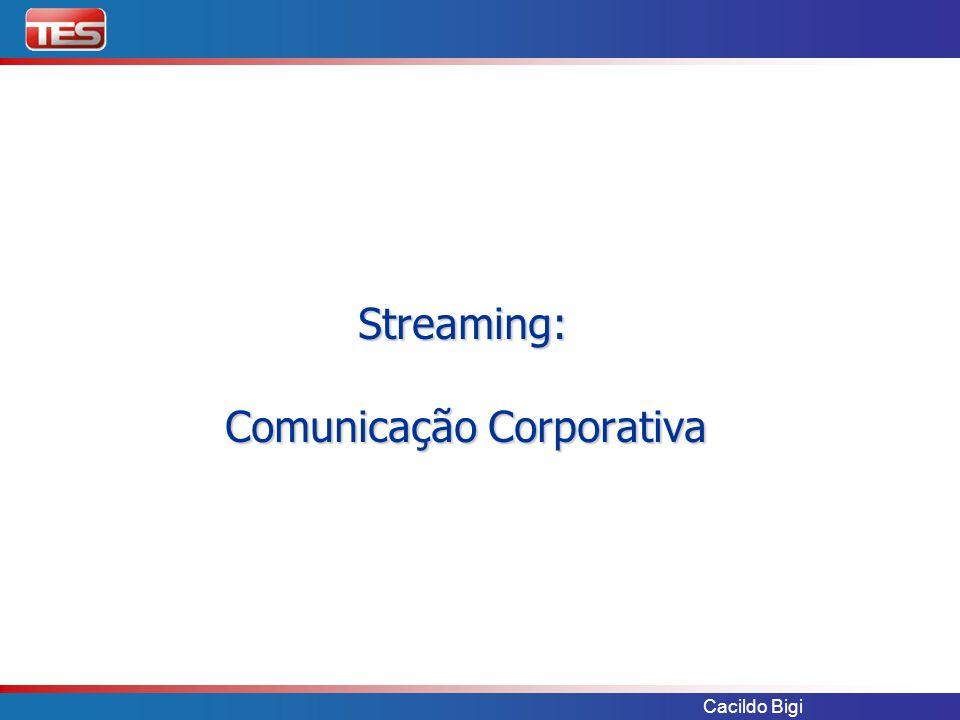 Streaming: Comunicação Corporativa