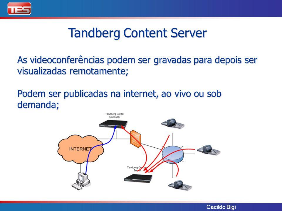 Tandberg Content Server