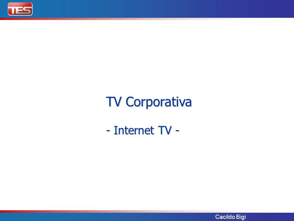 TV Corporativa - Internet TV -