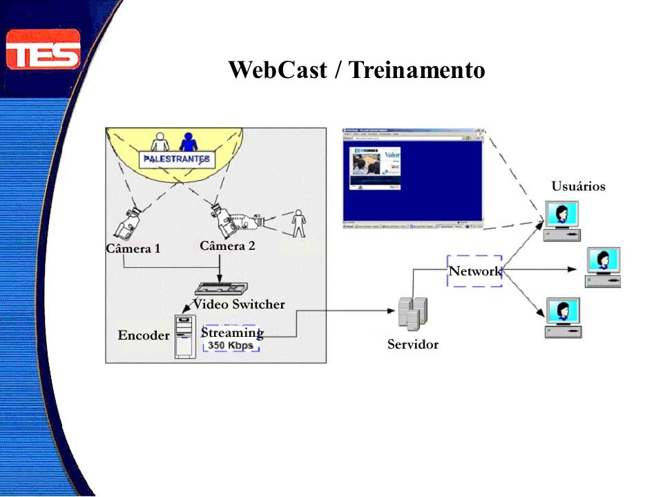 WebCast / Treinamento