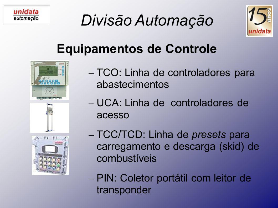 Equipamentos de Controle