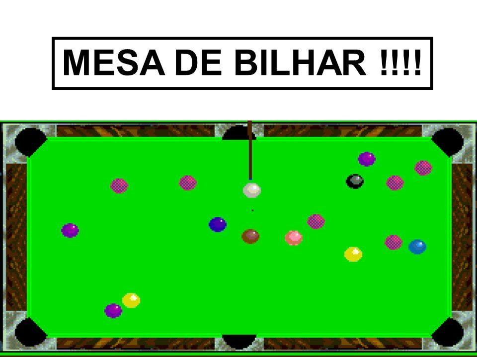 MESA DE BILHAR !!!!