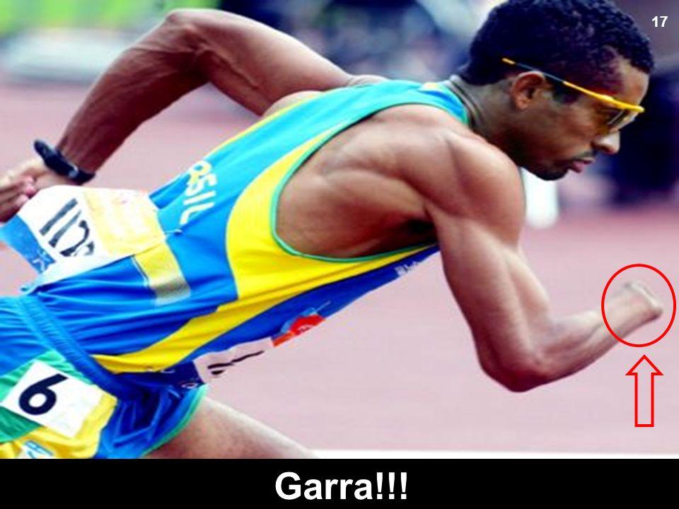 17 Garra!!!