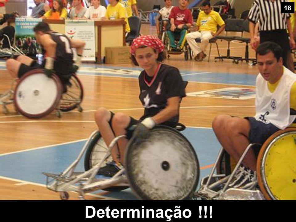 18 Determinação !!!