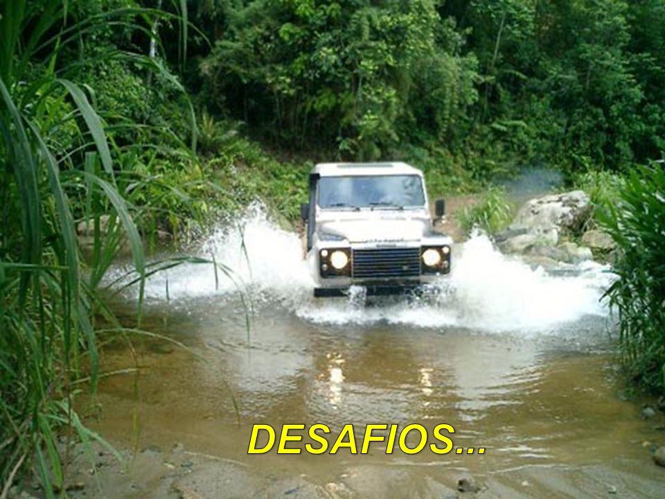 DESAFIOS...