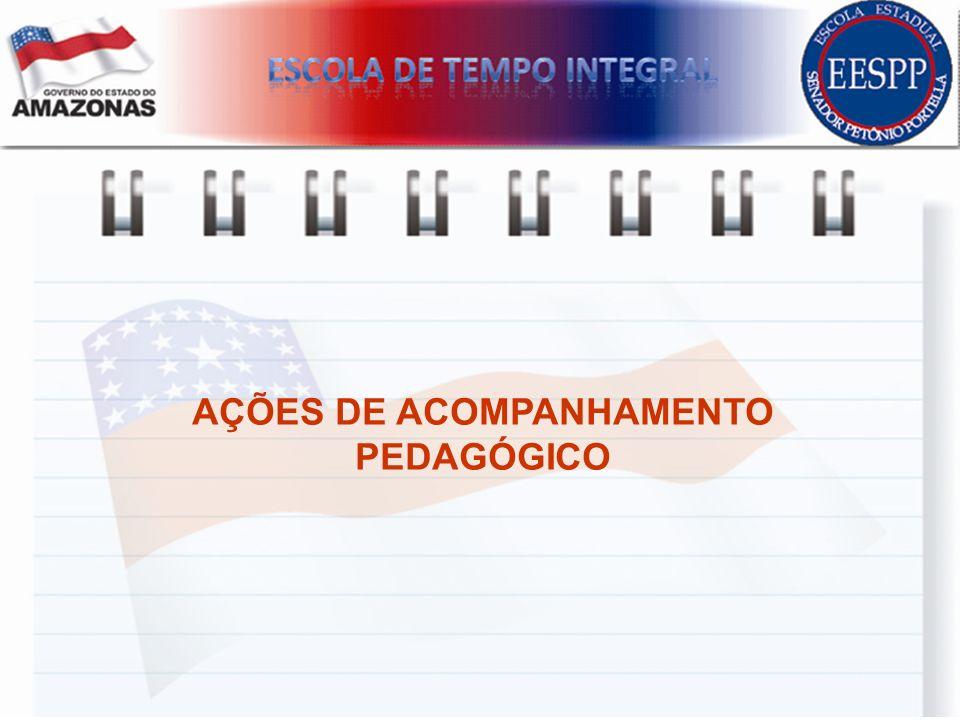 AÇÕES DE ACOMPANHAMENTO