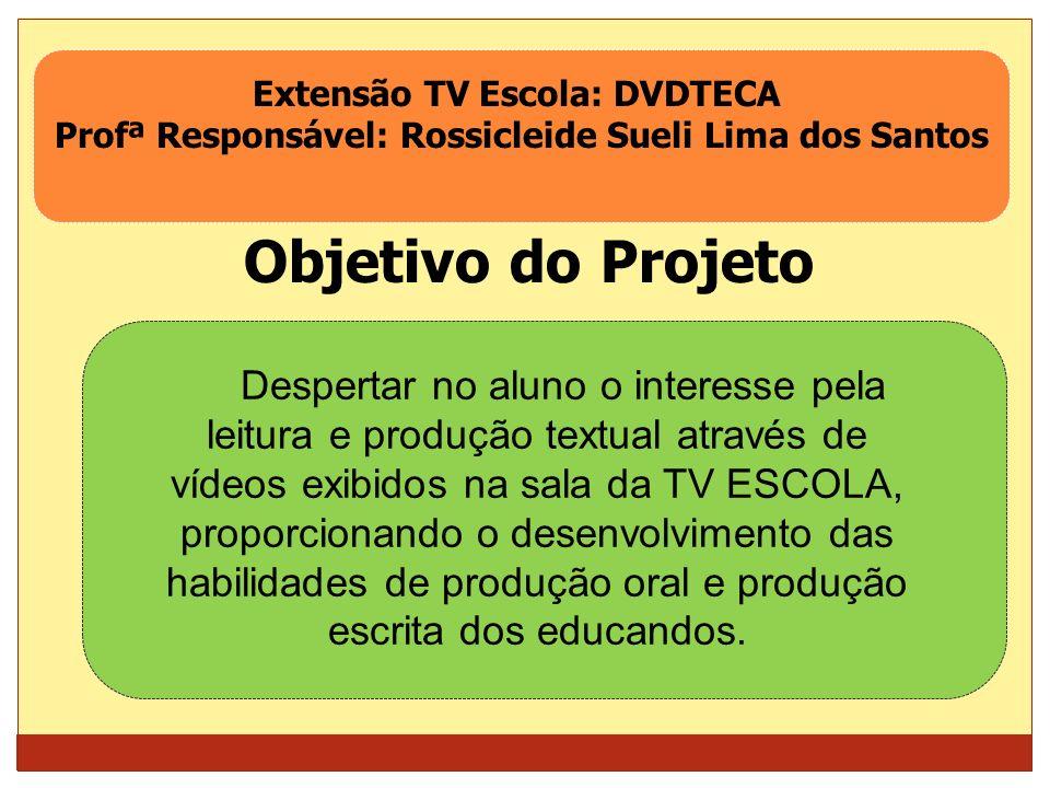 Extensão TV Escola: DVDTECA
