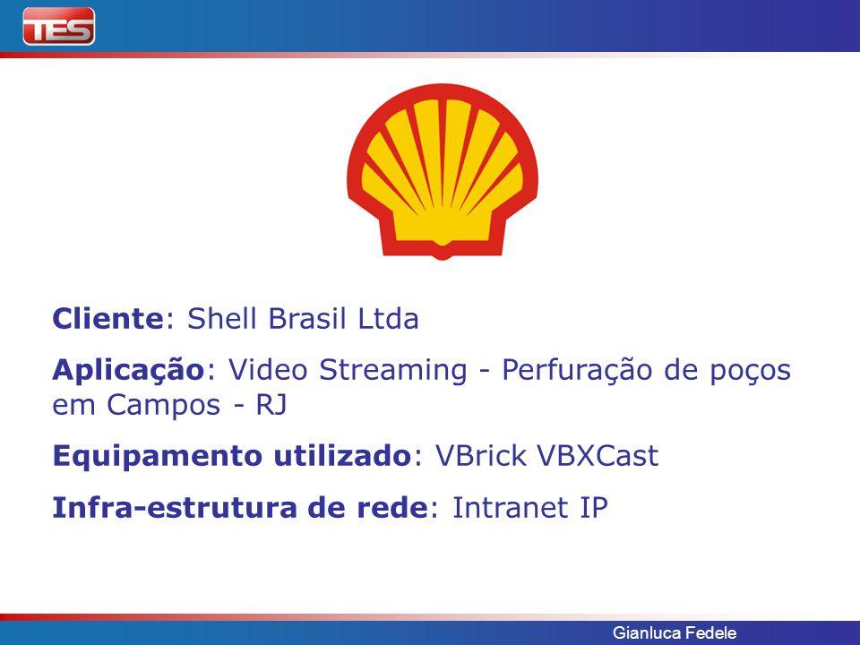 Cliente: Shell Brasil Ltda