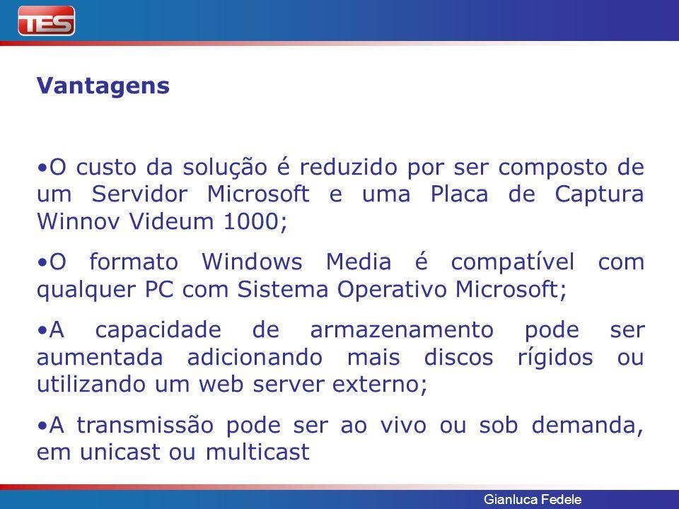 A transmissão pode ser ao vivo ou sob demanda, em unicast ou multicast
