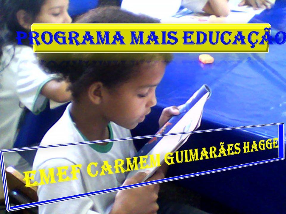 EMEF CARMEM GUIMARÃES HAGGE